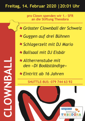 Clownball Lenggenwil-1